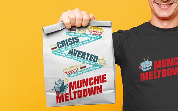 Munchie Meltdown